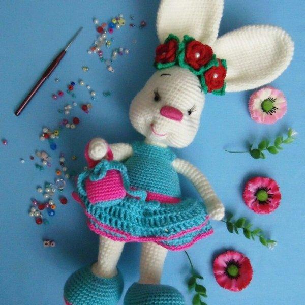 Вязаное счастье  Вязаные игрушки ручной работы