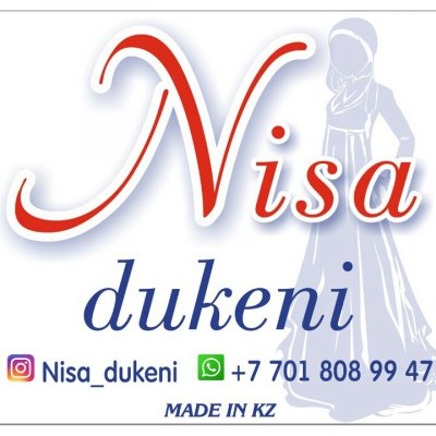 NISA, Мусульманская женская одежда, хиджаб,  Каскелен, Карасай
