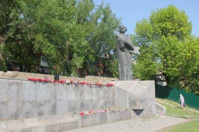 М. С. Сарьян,Памятник, скульптура,Ростов-на-Дону