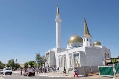 Центральная городская мечеть,Мечети,,Актобе