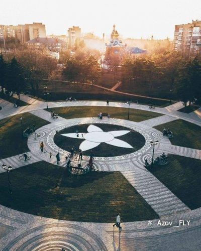 Парк Памяти, Парк культуры и отдыха,  Азов