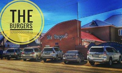 The Burgers, бургерная, Кафе / рестораны быстрого питания,,  Актобе