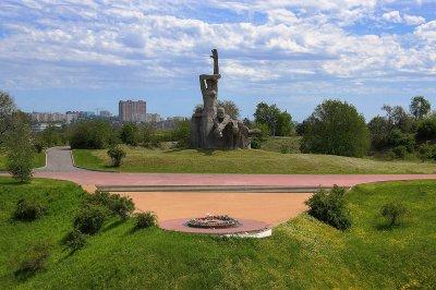 Мемориал жертвам фашизма Змеёвская балка,Памятник, скульптура,Ростов-на-Дону