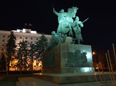 «Монумент Первоконникам»,Памятник, скульптура,Ростов-на-Дону