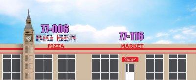 БИГ БЕН, кафе-пиццерия, Пиццерии, Кафе, Доставка готовых блюд, Детские игровые залы / Игротеки, Банкетные залы,, Зеленодольск