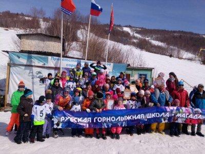 Секция сноуборда и горных лыж, , Магадан