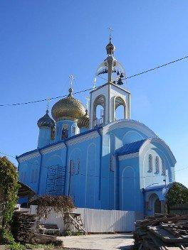 Храм иконы Божией Матери Азовской,Православный храм,Азов