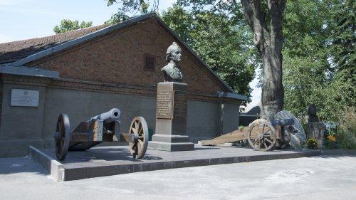 Пороховой погреб,Музей,Азов