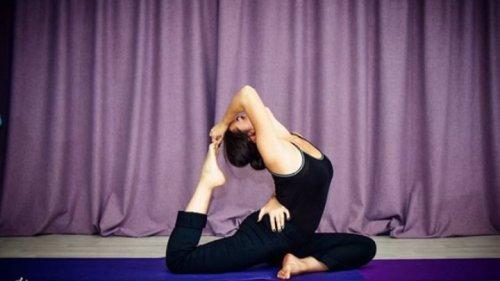 Eldina Fly Yoga Сертифицированый тренер