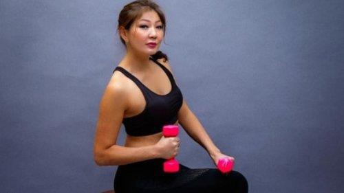 Aina Fitnes, Fitness Uralsk, Уральск