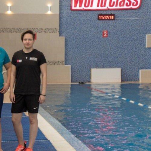 Фитнес,Фитнес-тренер по плаванию,Караганда
