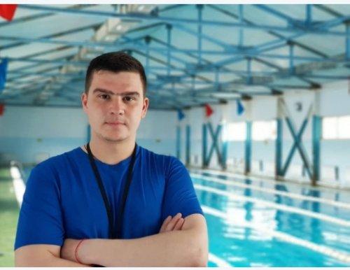 Михаил Сакара, Тренер по плаванию,  Актобе