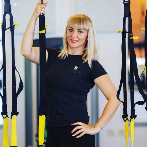 Ekaterina Andrus, Fitness, Актау
