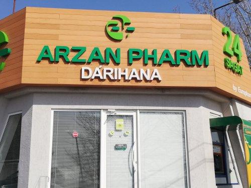 Arzan pharm, аптека, дәріхана , Сарыагаш