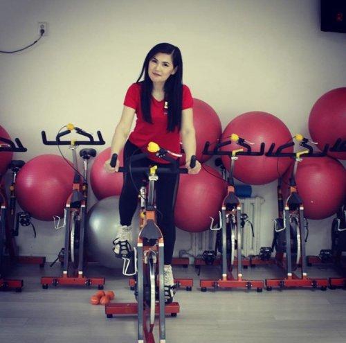 Салманова Асем Тагыбергеновна Фитнес тренер,Fitness ,Актобе