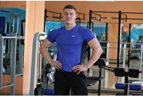 Васильев Антон,Fitness ,Актобе