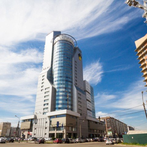 Первая башня,Бизнес-центр,Красноярск