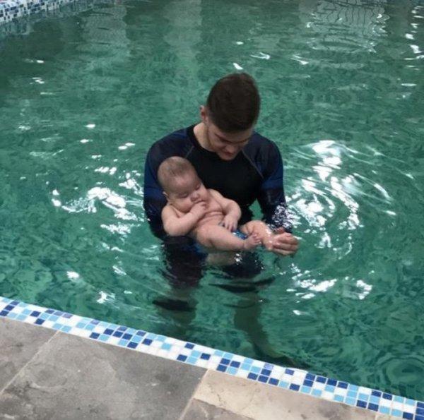 Дмитрий, Тренер по плаванию ,  Актобе