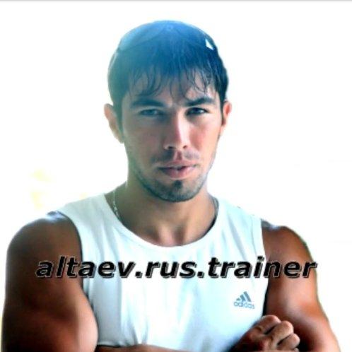 Altaev Rus trainer,Персональный тренер,Актобе