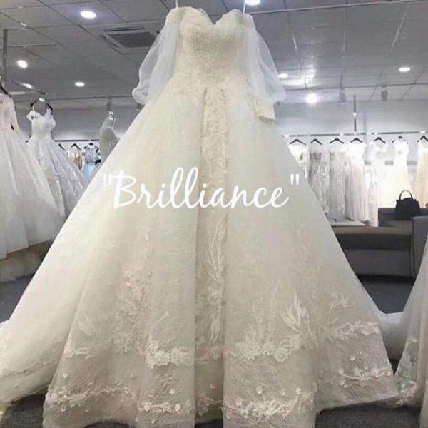 Brilliance, салон свадебных платьев,Женская одежда,Караганда