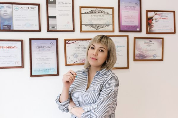 Мастер по перманентному макияжу Камилла Бурбах, Косметология, Горно-Алтайск