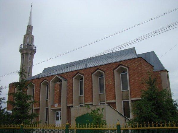 Мечеть, Мечеть,  Октябрьский