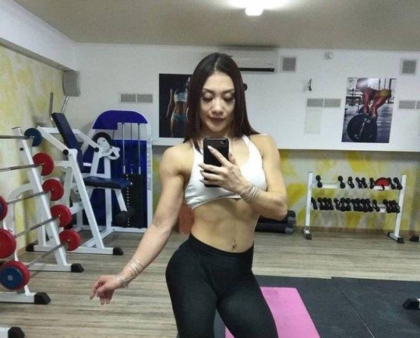 Asya Musaevna, Fitness , Актобе
