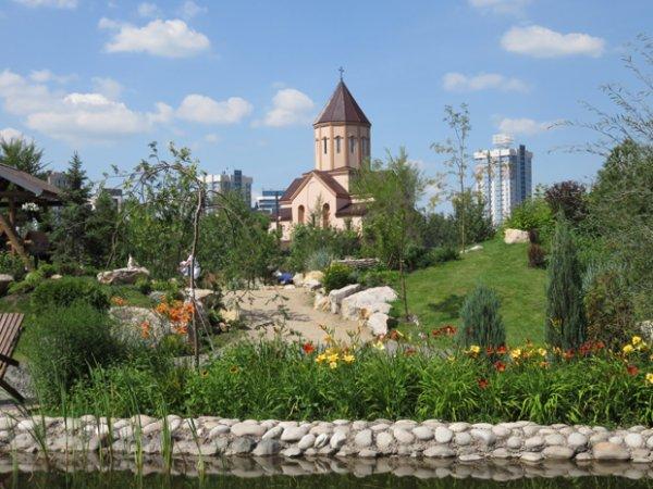 логотип компании Парк Сады мечты в Красноярске