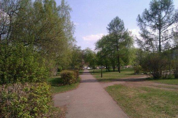 Сквер Паниковка,Парк отдыха и культуры,Красноярск
