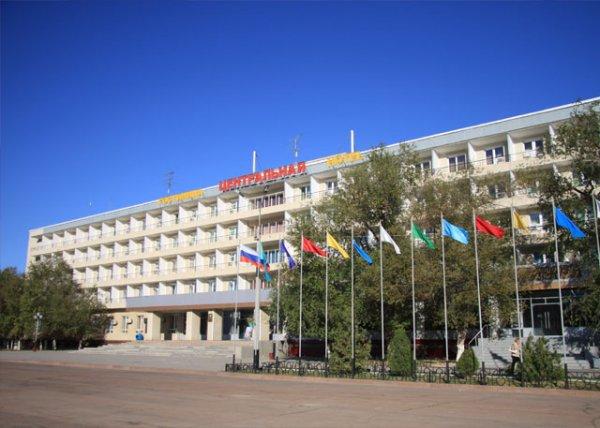 Гостиница «Центральная», Гостиница,  Байконур