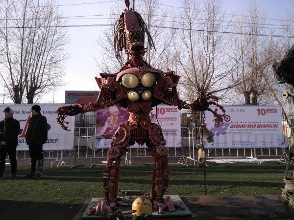 Музей Восстание машин,Музей,Красноярск