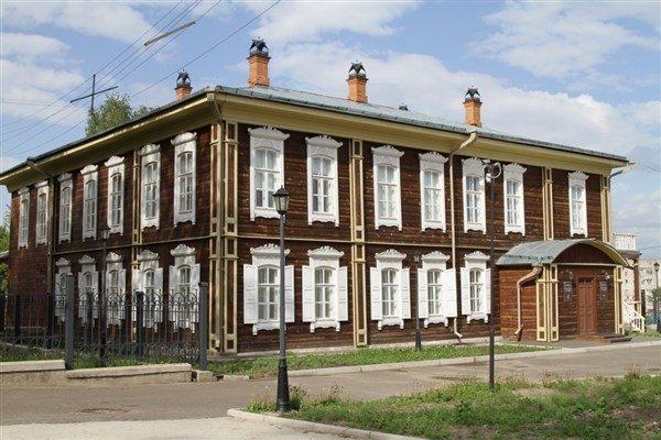 Музей-усадьба Г.В. Юдина в Красноярске,Музей,Красноярск
