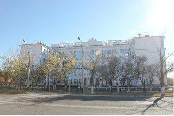 Государственное бюджетное общеобразовательное учреждение средняя школа №1 им. Г. М. Шубникова,Школы,Байконур