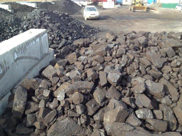 Угольный склад,Продажа , доставка угля,Красноярск
