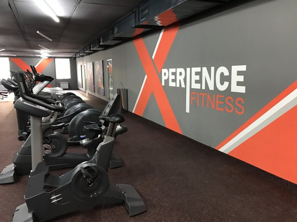 Xperience Fitness,Фитнес-клуб,  Тренажерный зал, Фитнес-бар,Красноярск