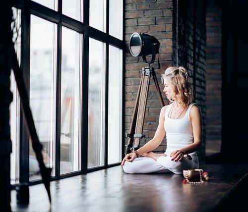 Йога класс Марии Корчугановой,Центр йоги,Красноярск