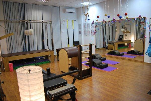 Студия персонального тренинга,Оздоровительный центр, Фитнес-клуб,Красноярск