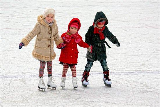 Каток на стадионе «Красный Яр»,Каток,Красноярск