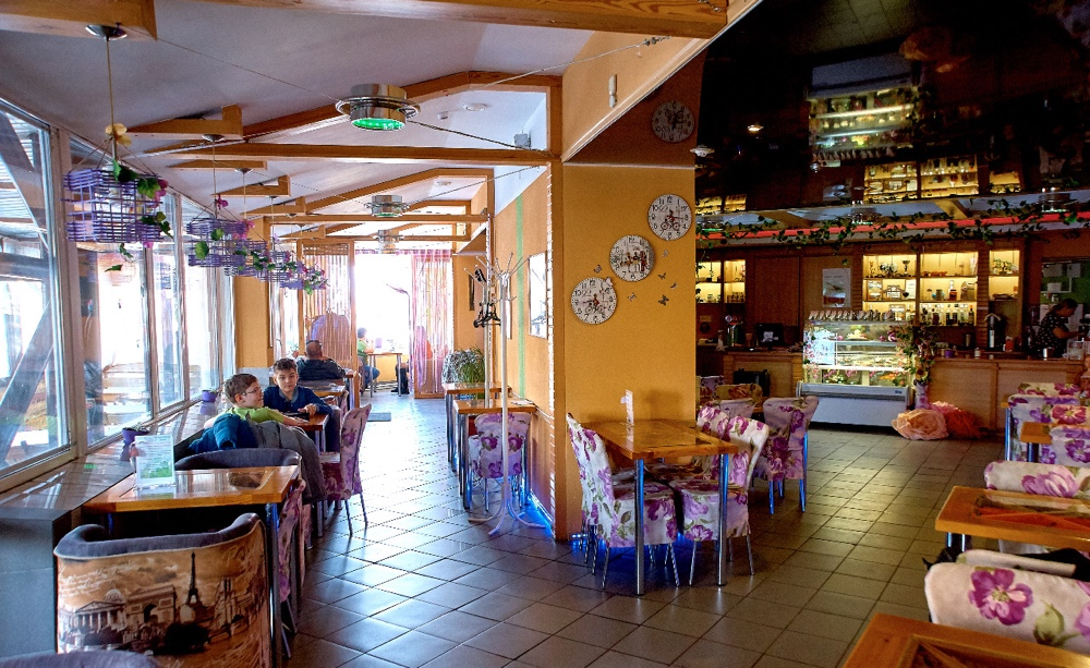Кофейня «Марсель»,Заведение общественного питания ,Юрга