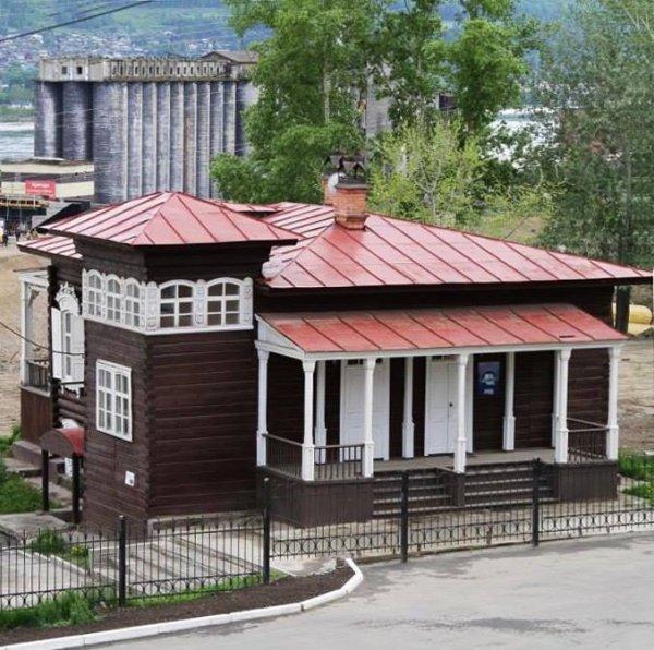 Библиотека музеев России,Библиотека,Красноярск