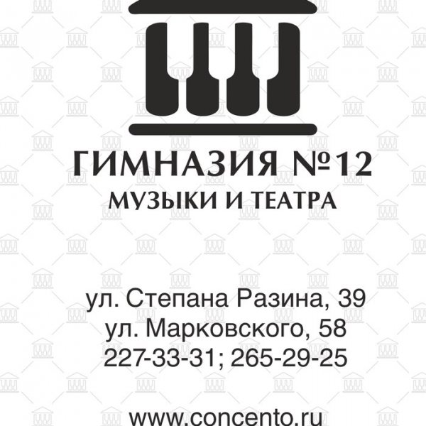 Гимназия № 12,Гимназия,Красноярск