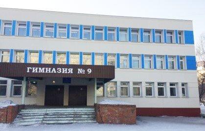МАОУ Гимназия № 9,Гимназия,Красноярск