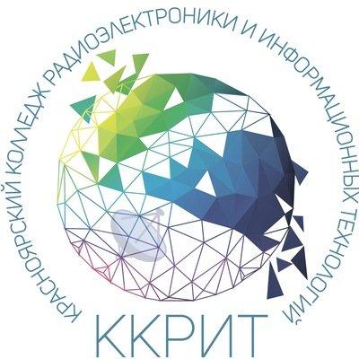 логотип компании Красноярский колледж радиоэлектроники и информационных технологий