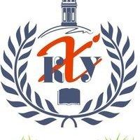 логотип компании КГБ ПОУ Красноярское художественное училище им. В. И. Сурикова