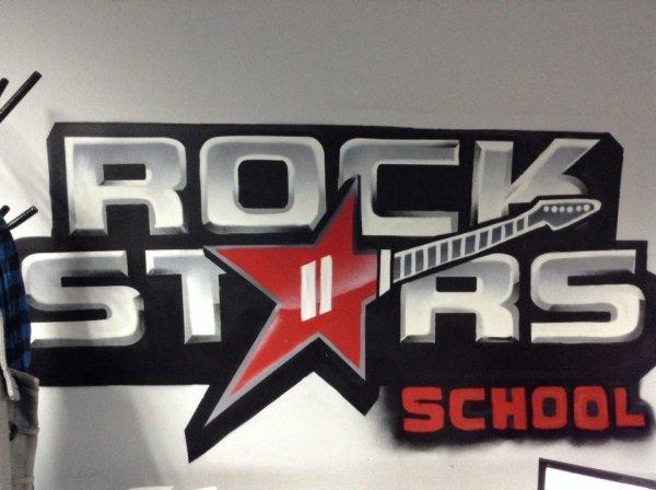 Музыкальная школа Rock Stars School,Музыкальное образование, Торговый центр,Красноярск