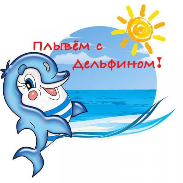 своей картинки для класса дельфины наш девиз каждого промысла своё