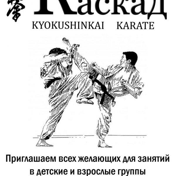 Бойцовский клуб Каскад,Спортивный клуб, секция,Красноярск