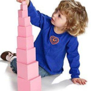 логотип компании Монтессори-студия Дом детей
