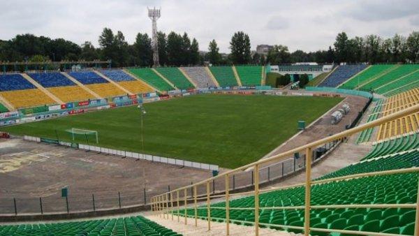 Стадион МКТУ, Стадион университета Х.А.Ясави, Туркестан, Кентау