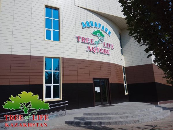 TREE of LIFE, аквапарк, Аквапарки / Водные аттракционы,,  Актобе
